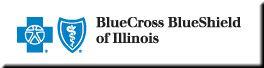 BlueCross Blue Shield of Illinois Button